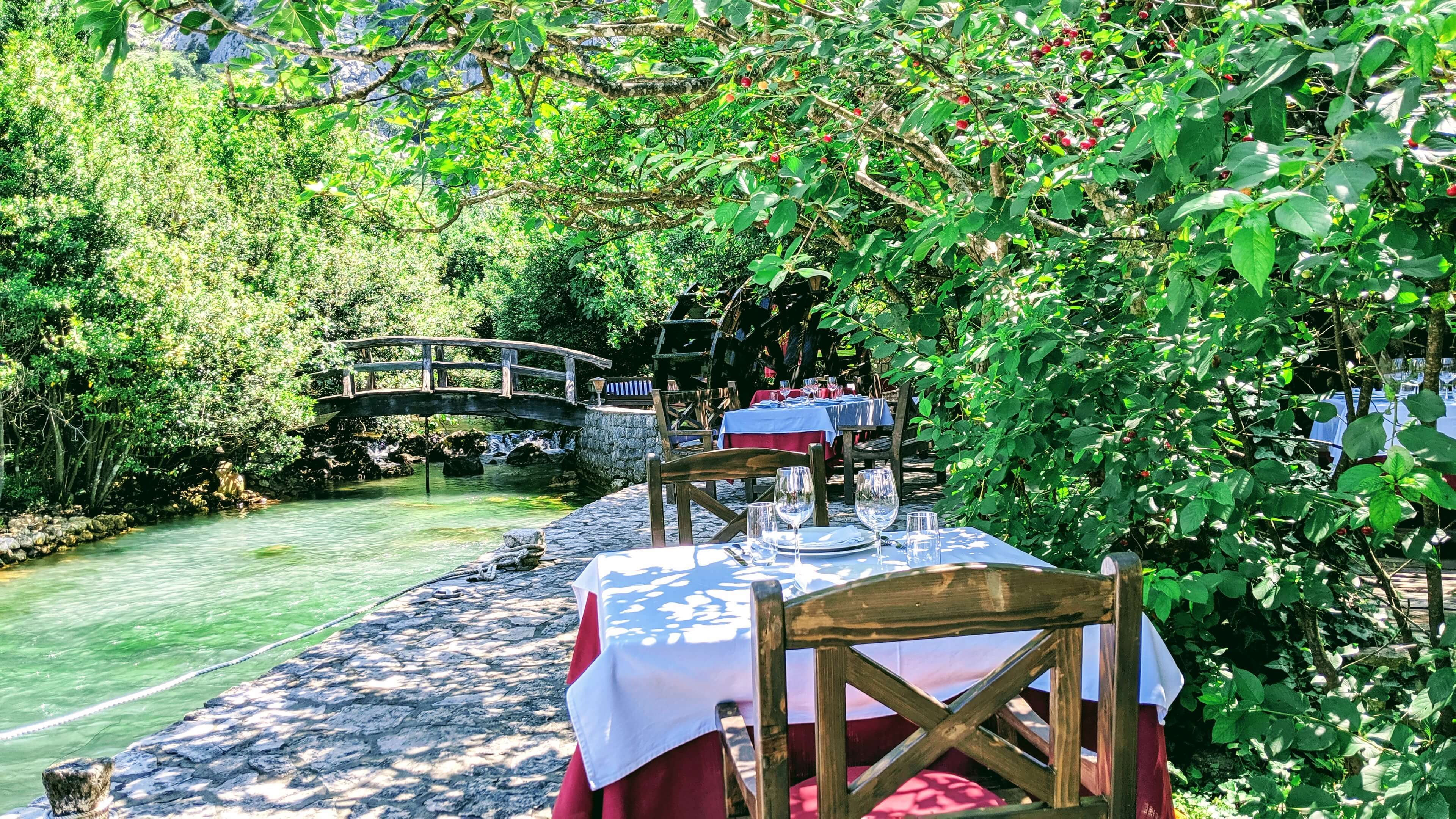 Things to see and do in Kotor - visit Stari Milni Restaurant  for the view and the old doc