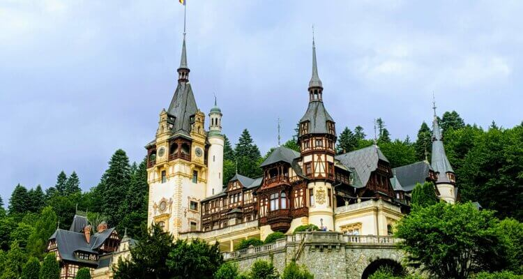 Peles Castle a perfect place to visit during 3 day Brasov visit