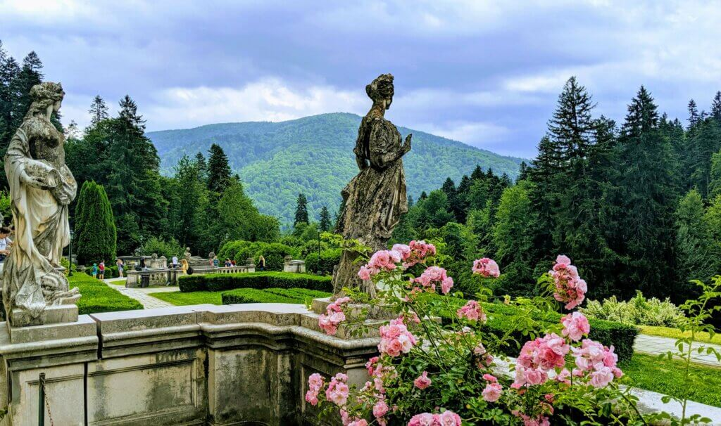 Peles Castle Grounds