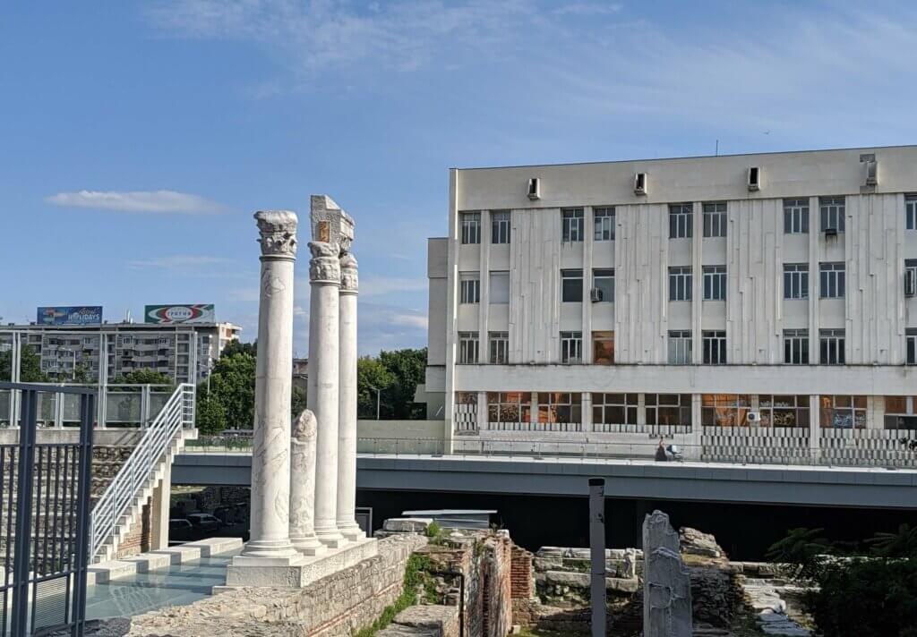 Odeon of Philippopolis